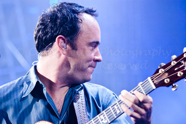 Dave Matthews at University of Florida Concert in Gainesville, Florida